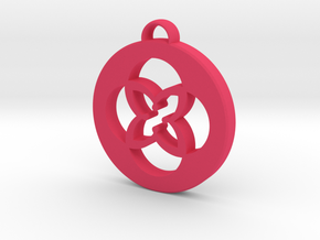 TU Earing Plastic in Pink Processed Versatile Plastic