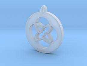 TU KeyChain Plastic in Smooth Fine Detail Plastic