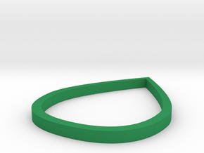 Model-0e4efc943edc00098077432bbe097a79 in Green Processed Versatile Plastic