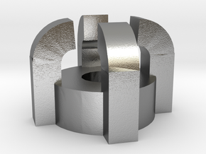 Model-3fda03fca790f34787bf0a0e0f77e38f in Natural Silver