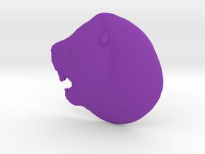 Archipelis Designer Model in Purple Processed Versatile Plastic