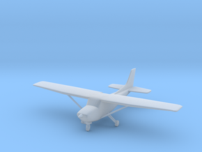 Cessna 172RG in 1/96 Scale in Smooth Fine Detail Plastic