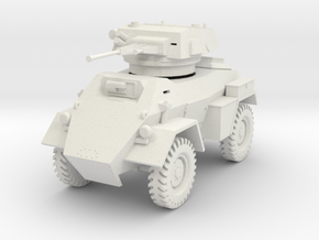 PV95 Humber Mk III Armored Car (1/48) in White Natural Versatile Plastic
