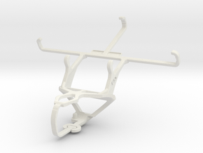 Controller mount for PS3 & LG G3 Stylus in White Natural Versatile Plastic
