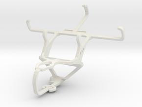 Controller mount for PS3 & Motorola Moto E (2nd ge in White Natural Versatile Plastic