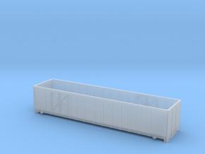Güterwagen SBB Faas Spur TT 1/120 ; 1:120 1-1 in Smooth Fine Detail Plastic