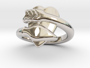 Cupido Ring 22 - Italian Size 22 in Platinum