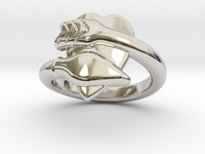 Cupido Ring 25 - Italian Size 25 in Platinum