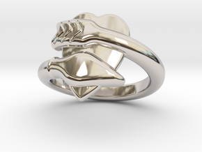 Cupido Ring 27 - Italian Size 27 in Platinum