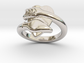 Cupido Ring 29 - Italian Size 29 in Platinum
