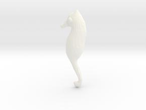 Archipelis Designer Model in White Processed Versatile Plastic
