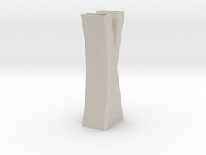 Vase 7 in Natural Sandstone