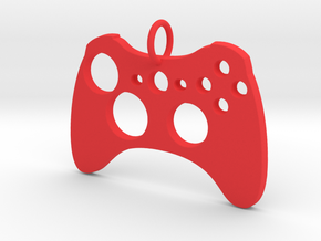 Xbox One Controller in Red Processed Versatile Plastic