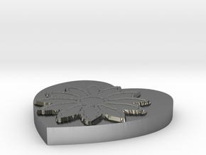 Model-3160601e755366cdcb3071a9abd43873 in Fine Detail Polished Silver