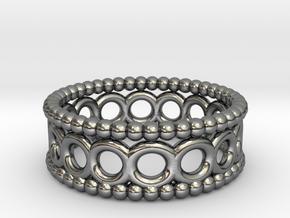 Model-ec23e851237df63310cdbb288fb35739 in Fine Detail Polished Silver