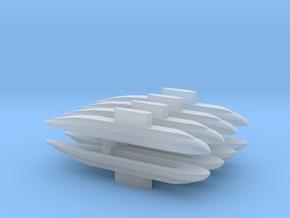 Kilo-Class x 8, 1/6000 in Smooth Fine Detail Plastic