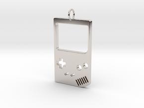Gameboy in Platinum