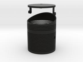Echo Alexa Battery Base in Black Natural Versatile Plastic