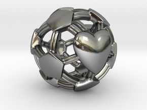 iFTBL MyPulse / The One  in Polished Silver