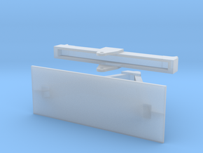 11200 Jib Stand in Smooth Fine Detail Plastic