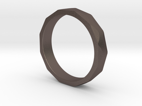 Iron Ring Size 4.5 in Stainless Steel