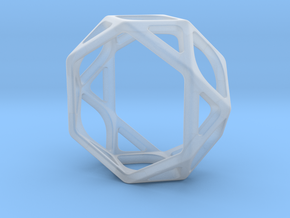 Structural Ring size 5 in Smooth Fine Detail Plastic