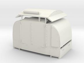 B-1-43-protected-simplex in White Natural Versatile Plastic
