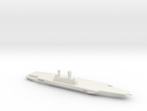 CVA-01, 1/1800 in White Natural Versatile Plastic