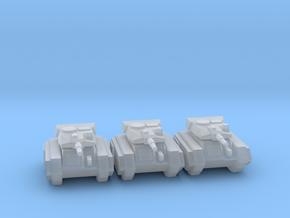 [5] Airborne Tank Platoon in Smooth Fine Detail Plastic