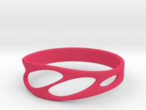 Frohr Design Bracelet Light in Pink Processed Versatile Plastic