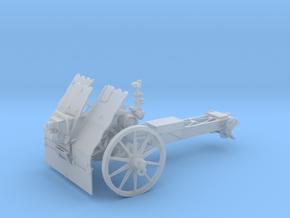 GA WIP 7.5 cm le.IG 18 German gun 1:48 in Smooth Fine Detail Plastic