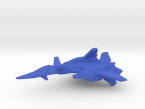 VF-4 Lightning III 1/285 in Blue Processed Versatile Plastic