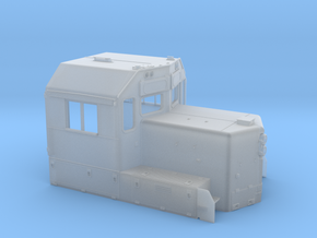 CB0019 CN SD40U Cab with Class Lights 1/87.1 in Smoothest Fine Detail Plastic