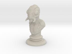 Alien-06 in Natural Sandstone