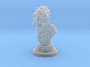 Alien-06 in Smooth Fine Detail Plastic