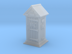 35mm/O Gauge RAC Phone Box in Smooth Fine Detail Plastic