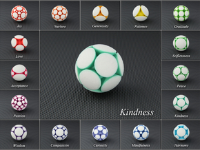 LuminOrb 1.5 - KINDNESS in Full Color Sandstone