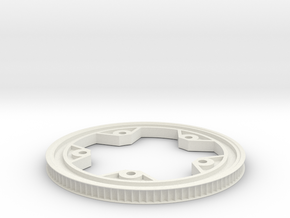 80T 8P 130BCD 2flange in White Strong & Flexible