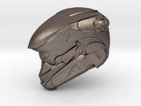 Anubis 1/6 Scaled helmet in Stainless Steel