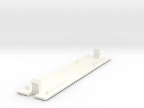Atari 600/800XL Parallel Bus Cover in White Processed Versatile Plastic