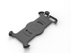 Holder for iPhone 6/6s in Garmin Carkit in Black Strong & Flexible