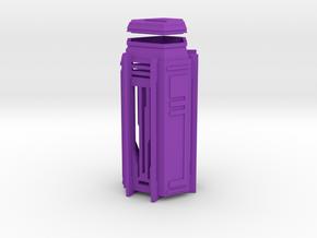 Ingress Key Locker Metal in Purple Processed Versatile Plastic