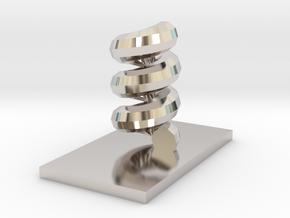Helix in Platinum
