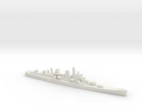 Boston-Class Cruiser, 1/3000 in White Natural Versatile Plastic