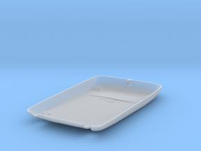 Alpha Bottom Test in Smooth Fine Detail Plastic