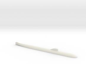 November-Class SSN, 1/2400 in White Strong & Flexible