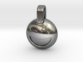 LOL in Polished Silver