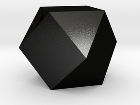 CODE: WP1S - BEAD in Matte Black Steel