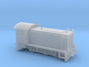 1:144 German GW360 C14 Locomotive in Smooth Fine Detail Plastic