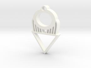 MUTRX 2 in White Processed Versatile Plastic